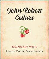 John Robert Cellars Raspberry Wine